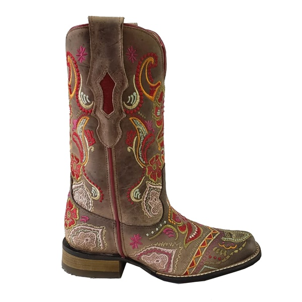 Bota Goyazes Feminina 187204 CF - Dallas Furtacor