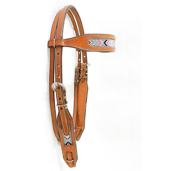 Cabecada Protec Horse testa - Miçanga afogador