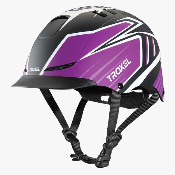Capacete Troxel - TX - Purple Raptor