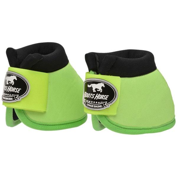 Cloche Boots Horse - Verde Limão