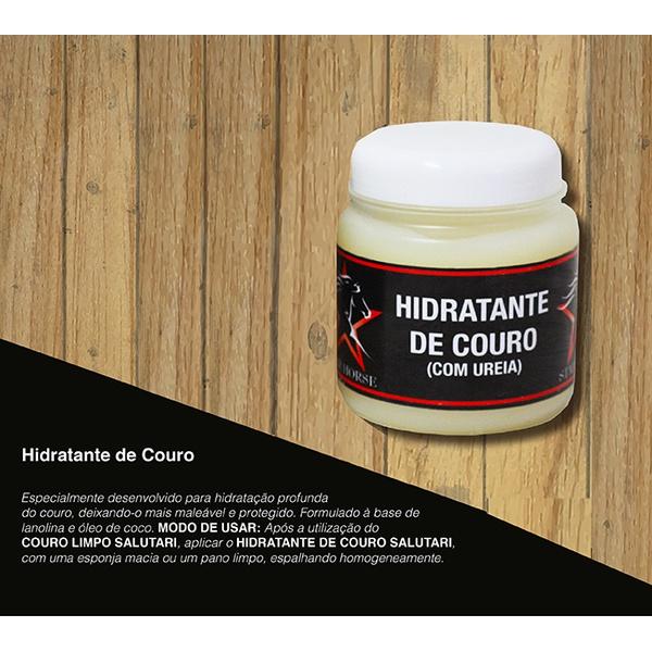 Hidratante de Couro 400g - Star Horse