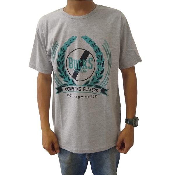 Camiseta Bucks Western - 10