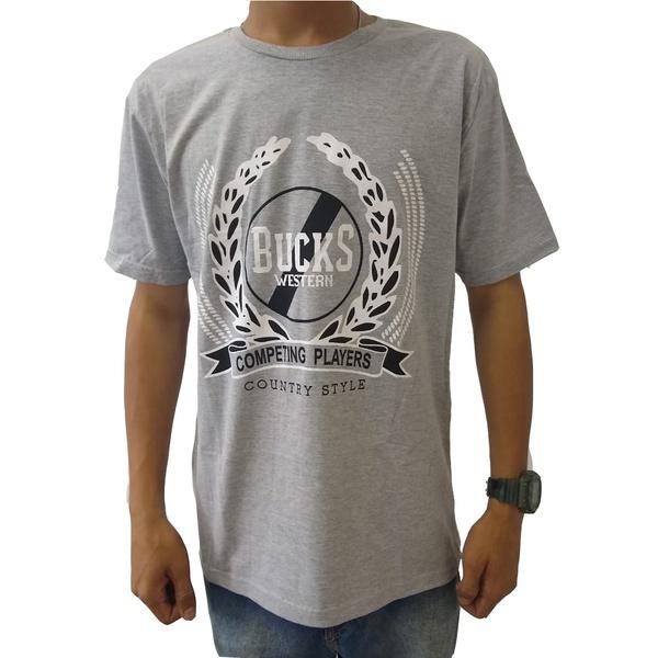 Camiseta Bucks Western - 11