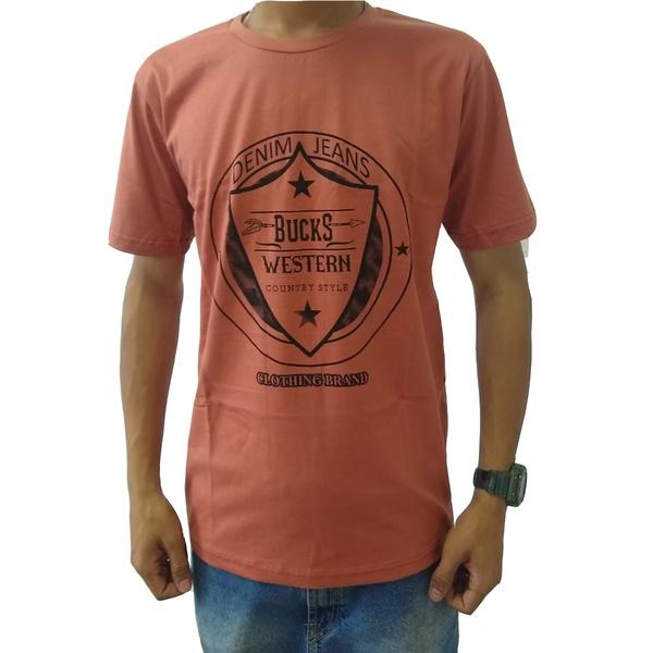 Camiseta Bucks Western - 14