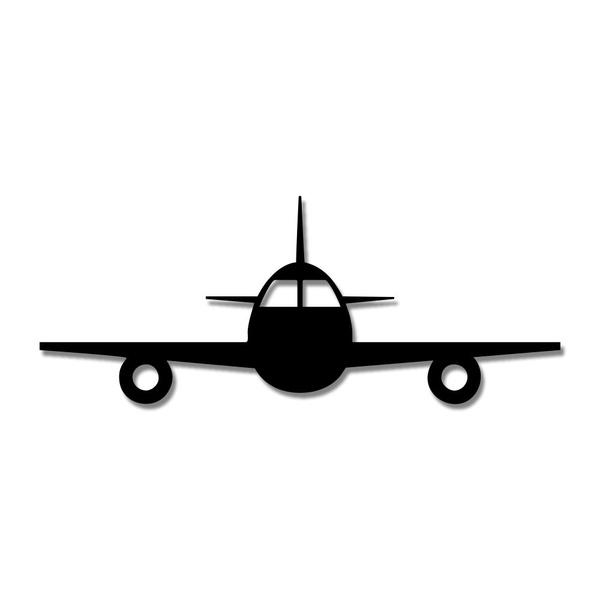 Escultura de Parede Avião