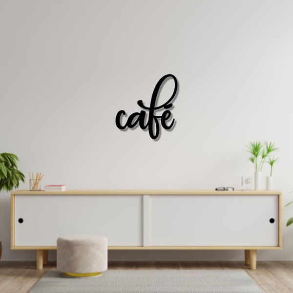 Palavra de Parede Café