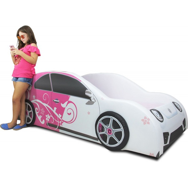 CAMA CARRO NB GIRLS