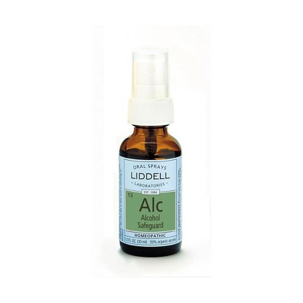 Alcohol Safeguard (Glandium Quercus Spiritus) - Liddell - 30ml
