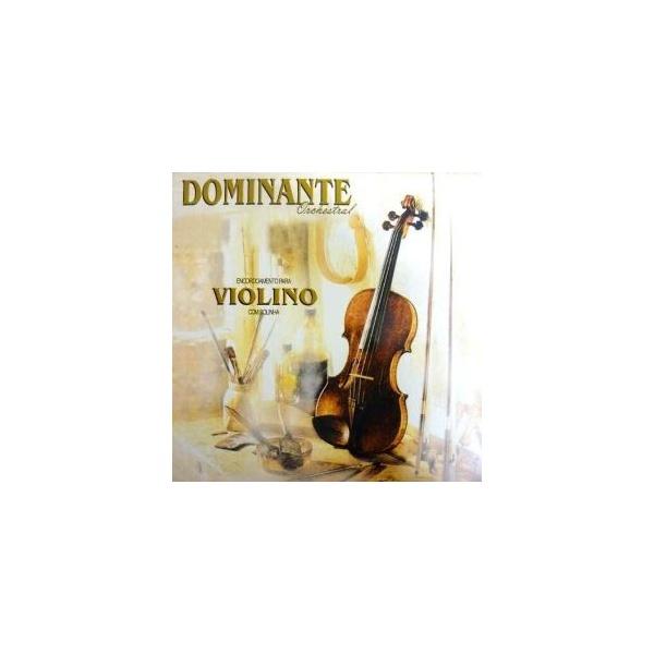 Cordas Para Violino Dominante (Conjunto)