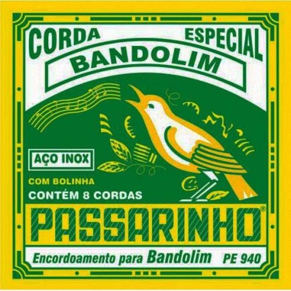 Cordas Para Bandolim (conjunto)