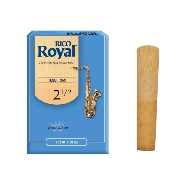 Palheta Para Sax Tenor Rico Royal