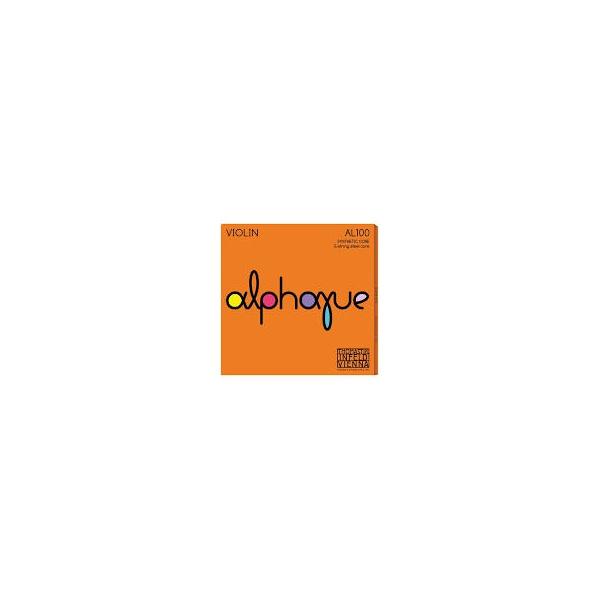 Cordas para Violino Thomastik Alphayue AL100 (conjunto)