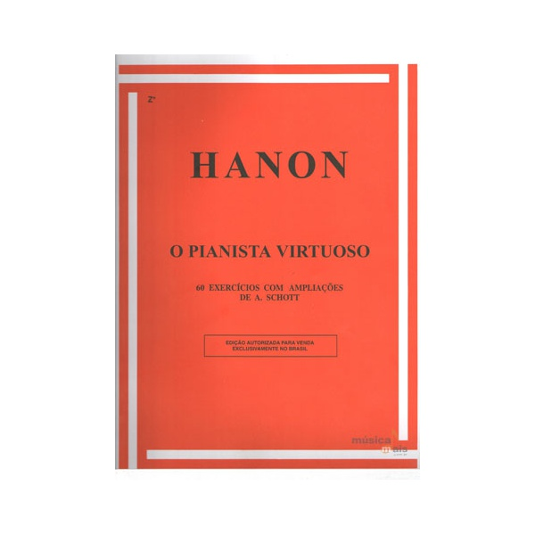 Método Para Piano Hanon