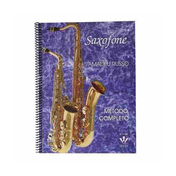 Método Para Saxofone Amadeu Russo