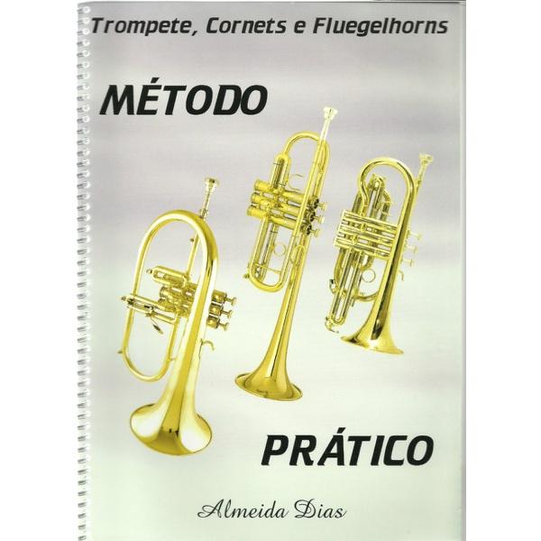 Método Para Trompete, Cornets E Flugs Almeida Dias