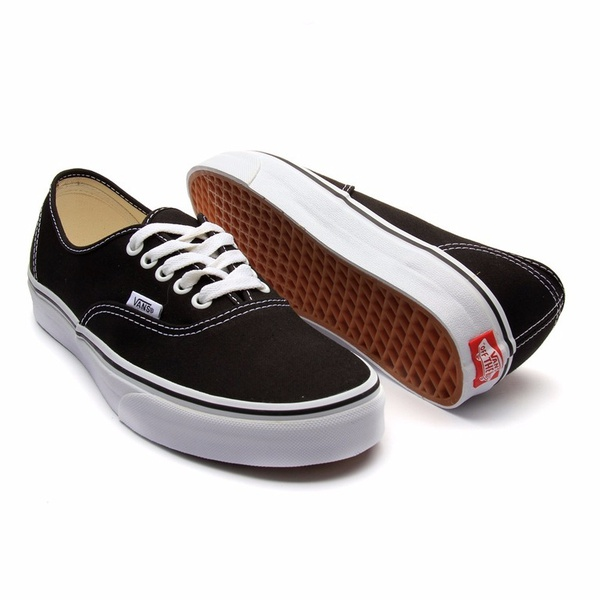 TÊnis Vans Authentic Preto Branco - Original