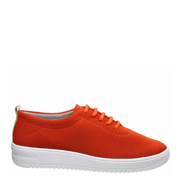 Tênis com cadarço Orange