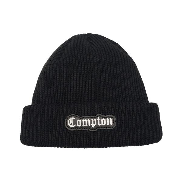 Gorro Duplo E-Stars Preto Compton