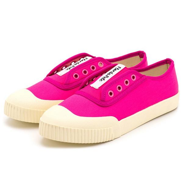 Tênis Sem Cadarço Pink Flor da Pele
