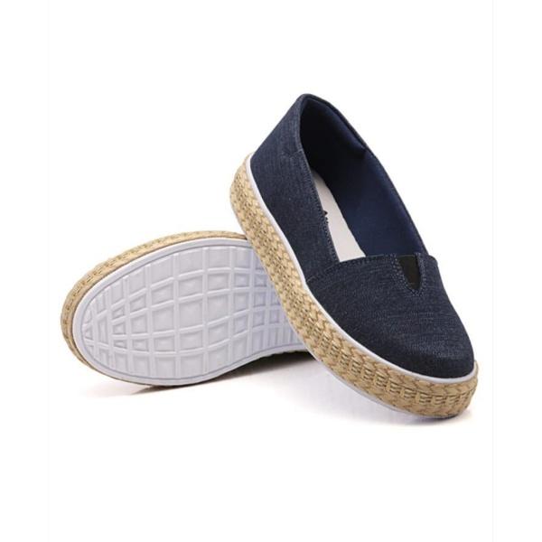 Sapatilha Pietra Corda Jeans DKShoes