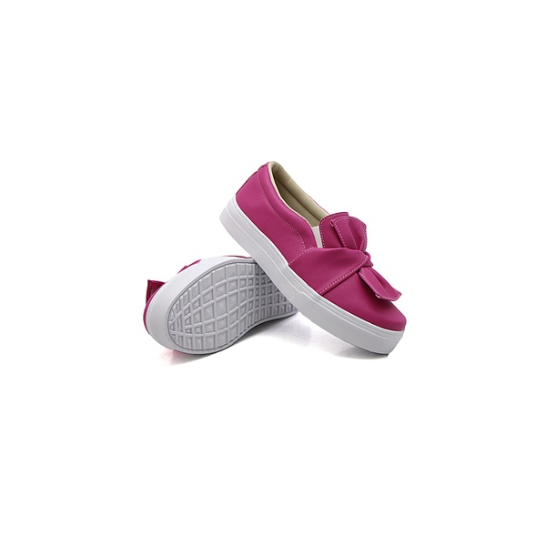 Slip On Laço Infantil Pink DKShoes