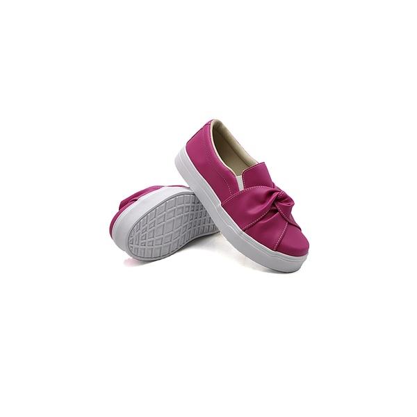 Slip On Nó Infantil Pink DKShoes