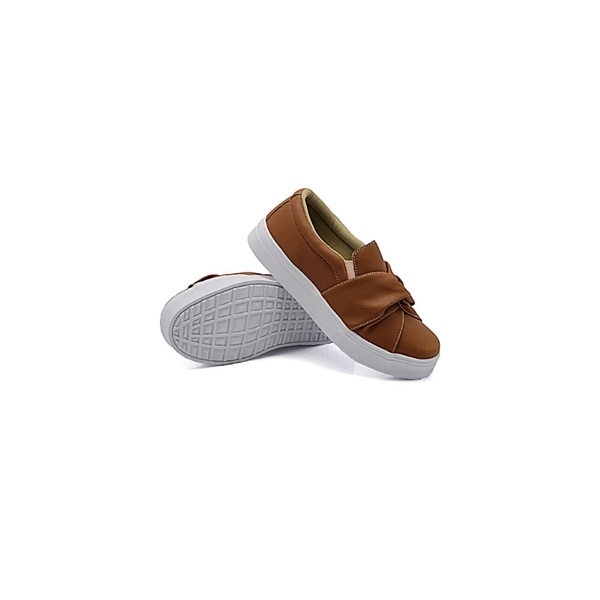 Slip On Nó Infantil Caramelo DKShoes