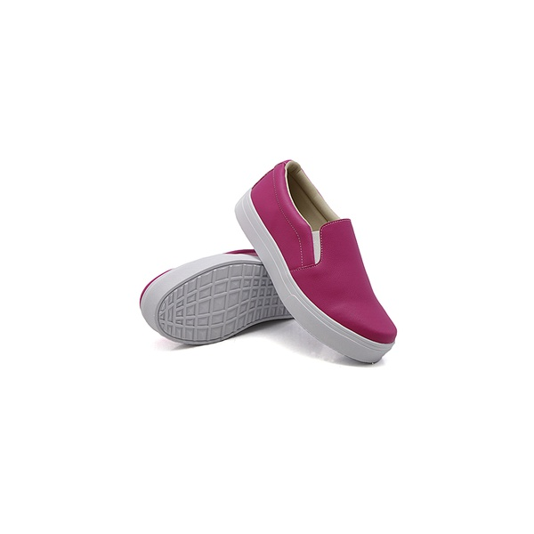 Slip On Liso Infantil Pink DKShoes