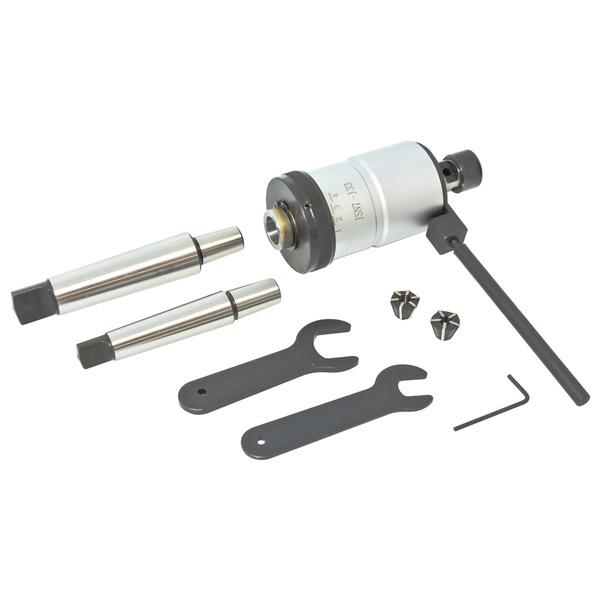 Cabeçote Rosqueador Numero2 M5 a M12 3/16a7/16pol Fixação CM3/CM4 106,0002 NOLL