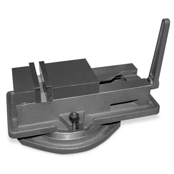 Morsa Giratória de Precisão para Maquinas Abertura 140mm 70,0008 NOLL