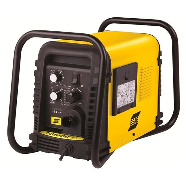 Máquina de Corte Plasma com Tocha Manual Cutmaster 80 - ESAB