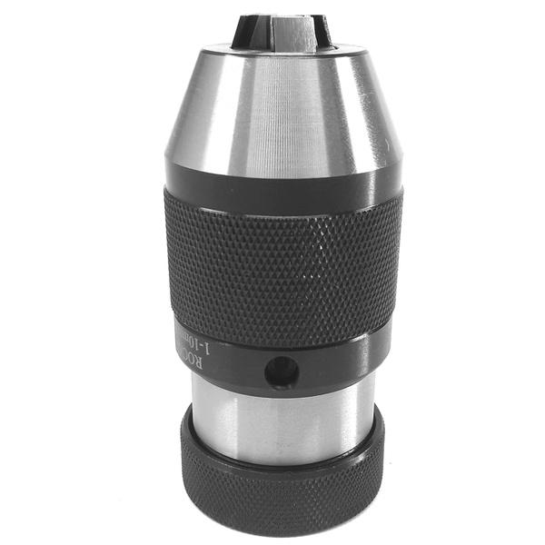 Mandril de Aperto Rápido Pesado Capacidade 10mm Fixação B12 67,0003 ROCAST