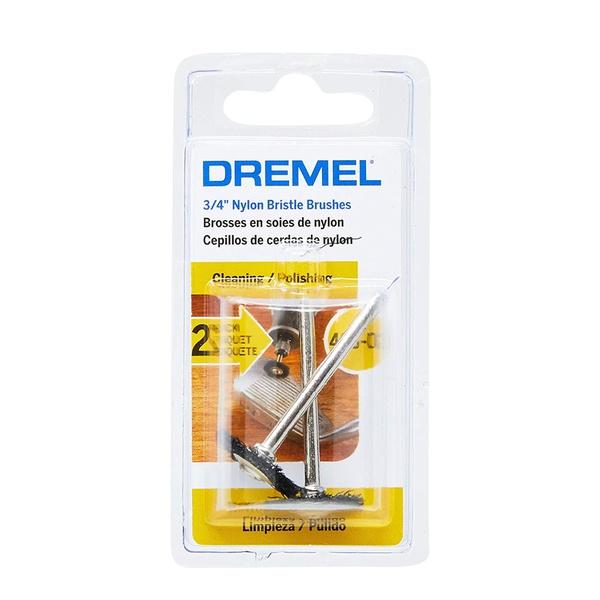 Escova Circular de Cerdas 403 3/4 Pol. - Dremel