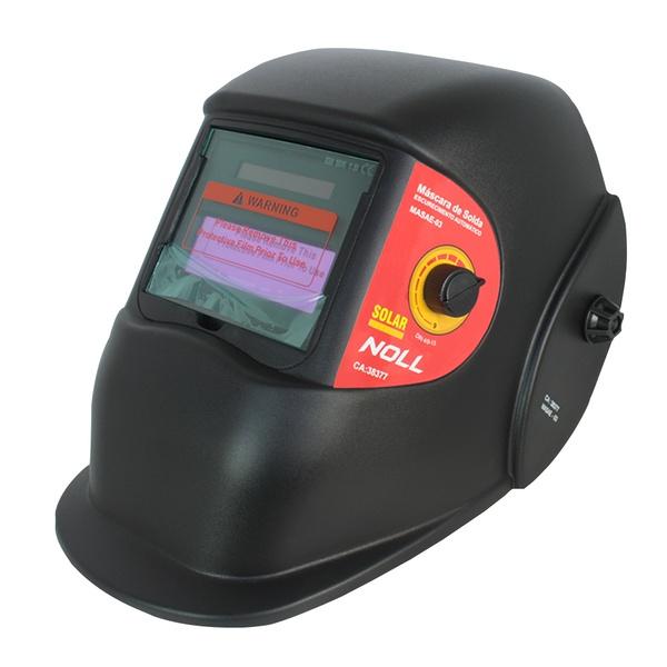 Máscara de Proteção para Solda Autoescurecimento MASAE 03 180,0006 NOLL