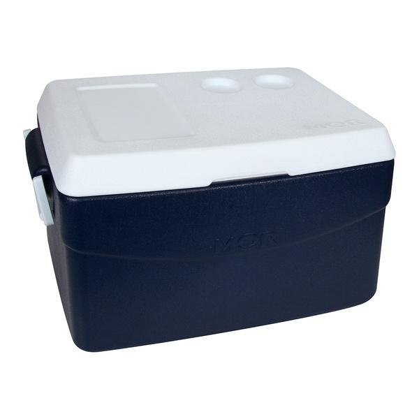 Caixa Térmica Glacial 48 Litros Azul - MOR