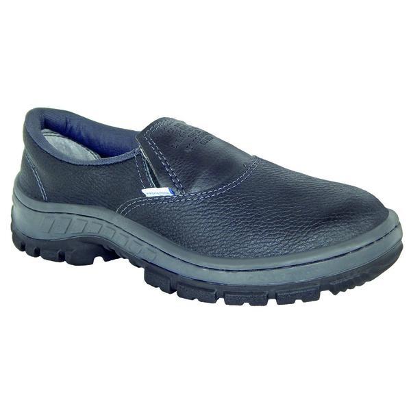 Sapato Segurança Elástico Bico Aço Bidensidade PPP29 - PROTEPLUS