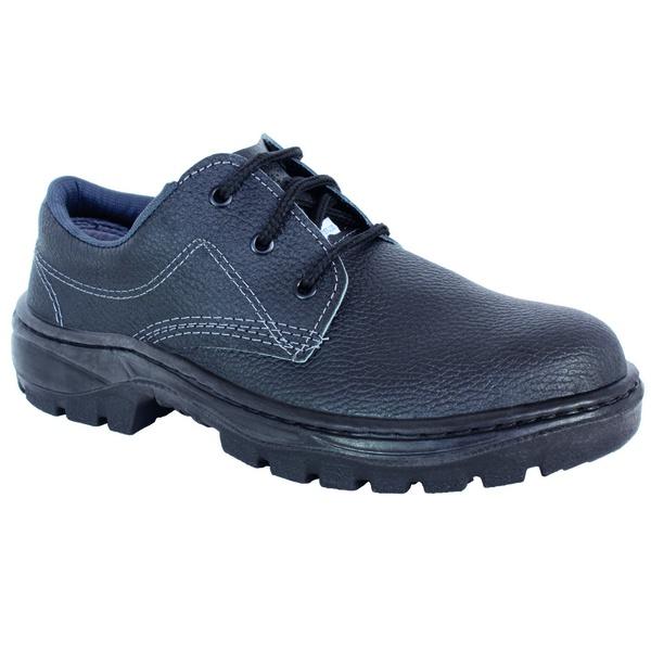 Sapato Segurança Cadarço Bico Aço Monodensidade PPP15 - PROTEPLUS