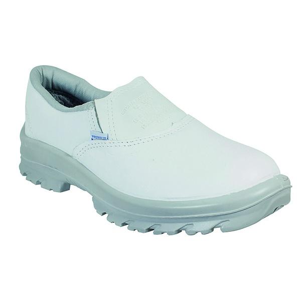 Sapato Segurança Elástico Sem Bico Aço Monodensidade PPP40 - PROTEPLUS