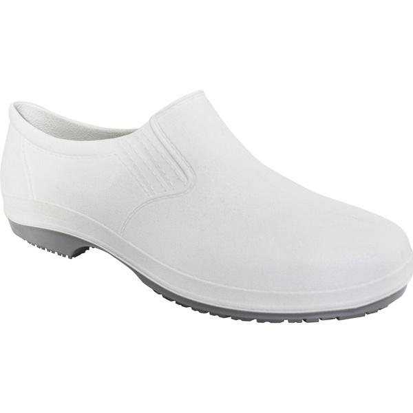 Sapato Impermeável Polimérico Bidensidade Branco PPP 306 - PROTEPLUS