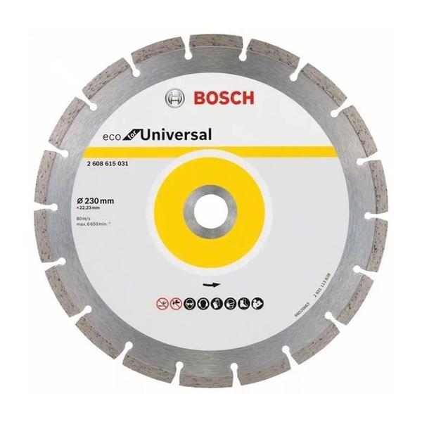 Disco Diamantado Universal 9 Pol. - Bosch