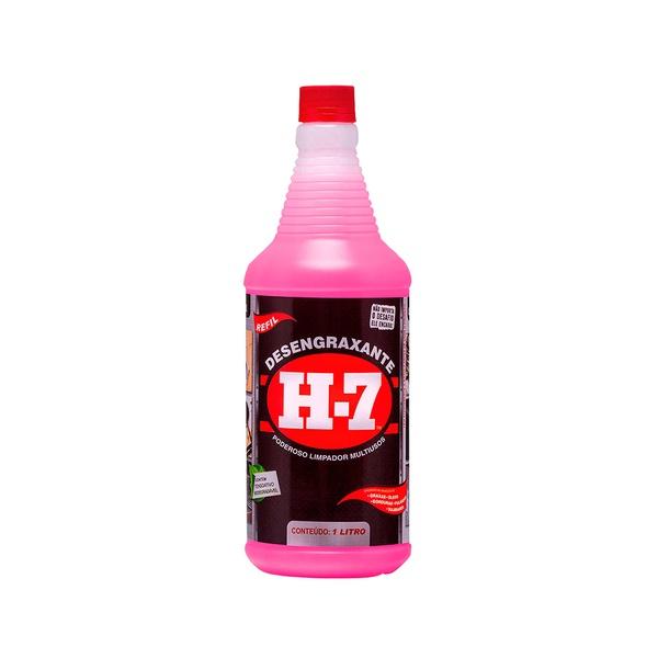 Desengraxante Removedor Multiuso H-7 (1 L) Refil - H7