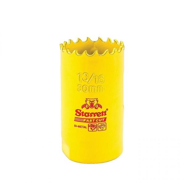 Serra Copo Fast Cut 1.3/16' (30mm) - FCH0136-G - Starrett