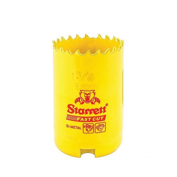 Serra Copo Fast Cut 1.3/8' (35mm) - FCH0138-G - Starrett