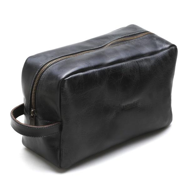 Necessarie Versatile Black Leather Premium Raphaello Footwear