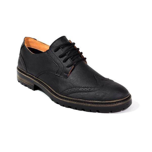 Sapato Masculino Oxford Preto
