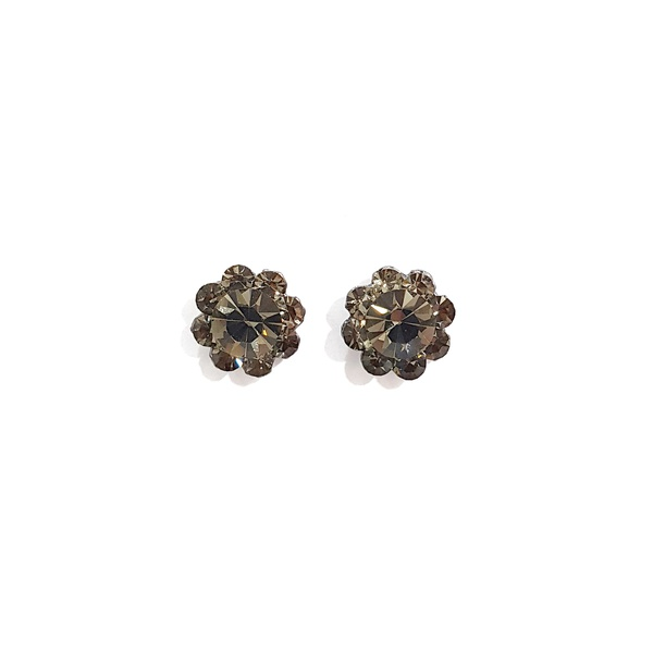 brinco grafite black diamond 12744