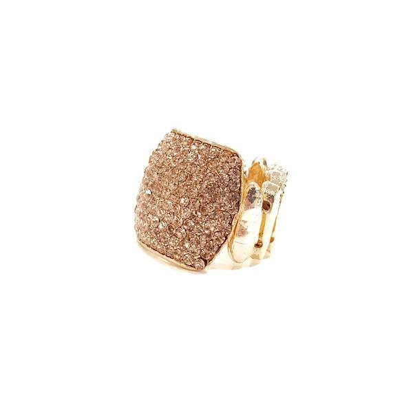 anel dourado light peach 12909