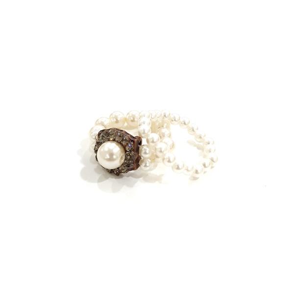 Mix de anéis pérolas 13485