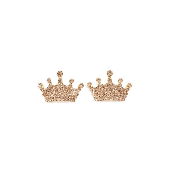 Brinco de coroa de starss 13578