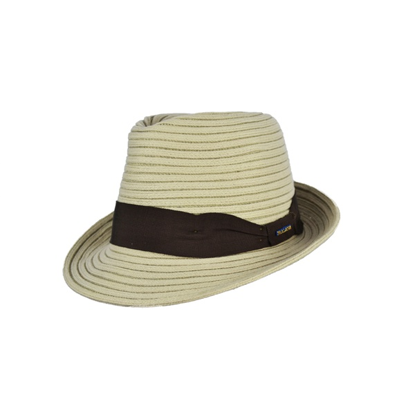 Chapéu Fedora Sport Pralana Marfin - 89409 - Salomão Country